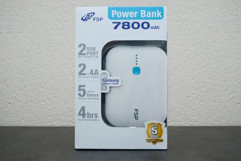Batterie externe FSP Runner 7800 -
