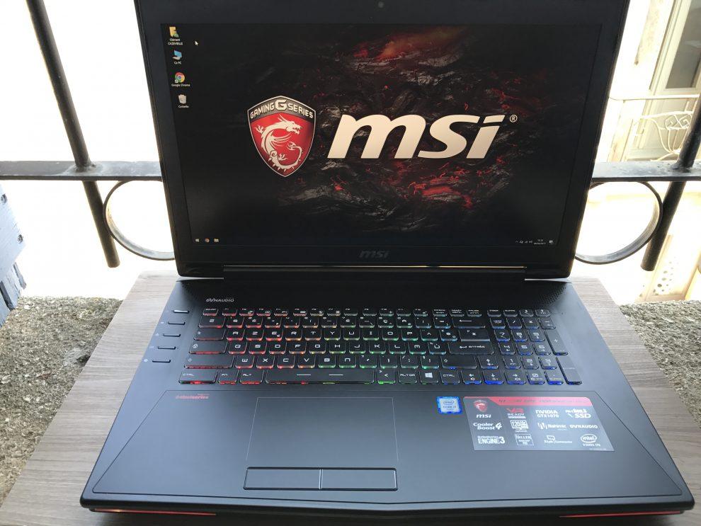 MSI Dominator Pro