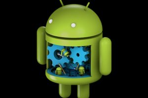 logo android root