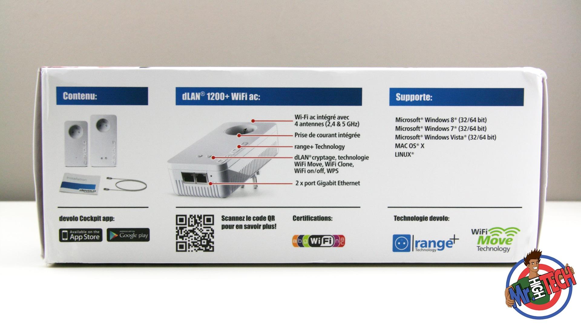 Devolo dLAN 1200+ : Test du Kit Starter WiFi Devolo et Avis ...