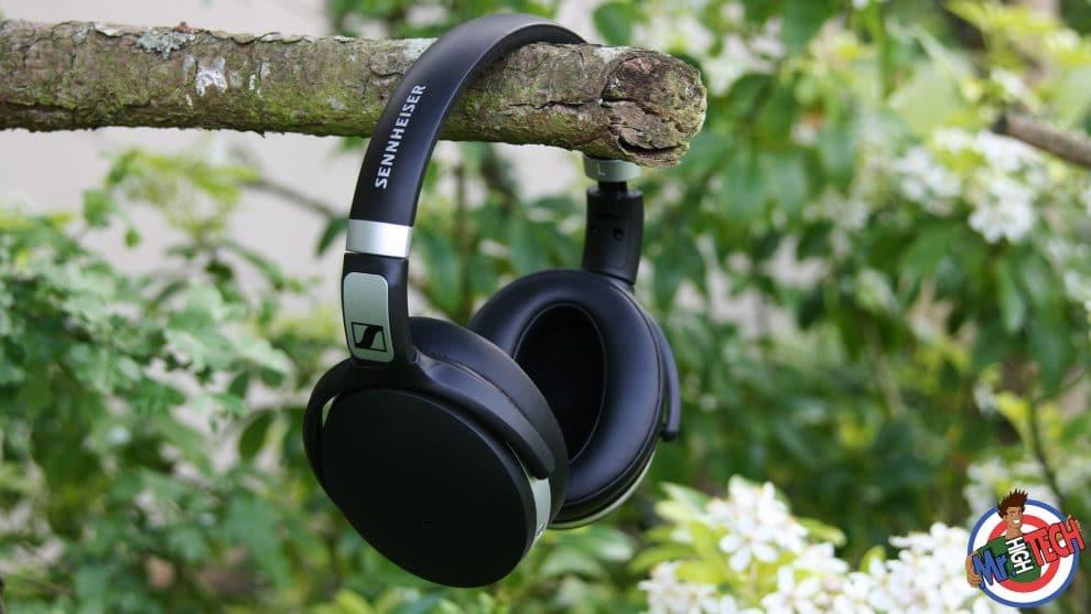 Sennheiser Hd 450 Btnc Test Casque Audio Polyvalent Et Avis