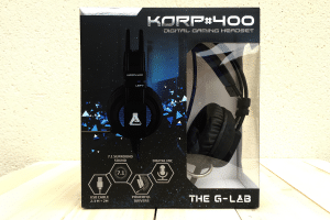 Casque The G Lab KORP 400