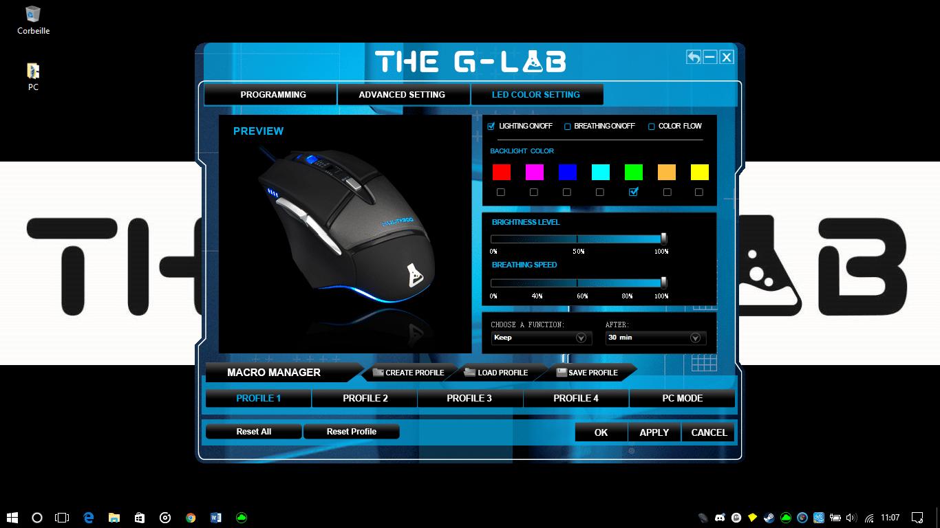 The G Lab KULT 300