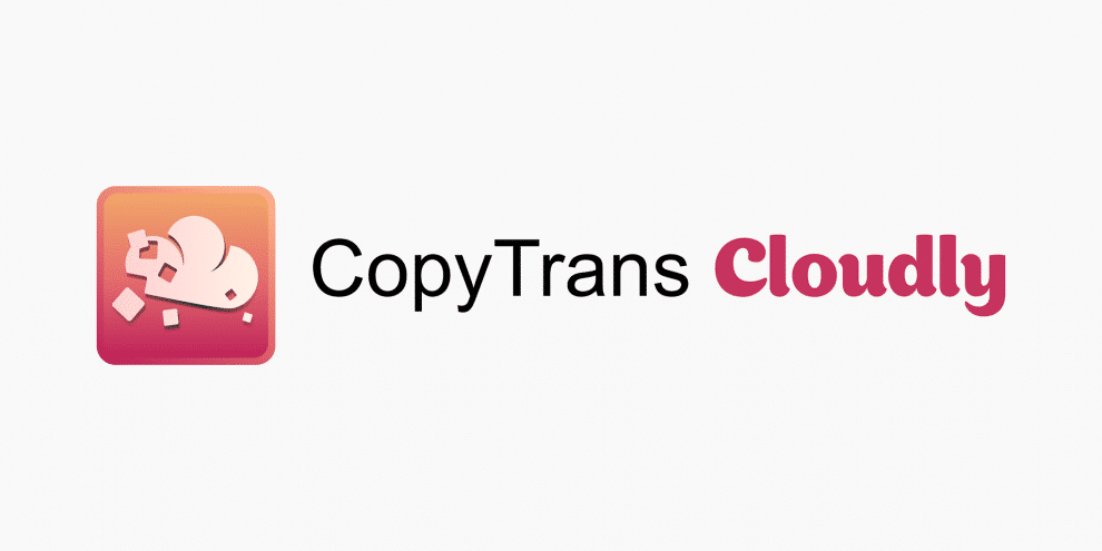 Copy Trans Cloudly