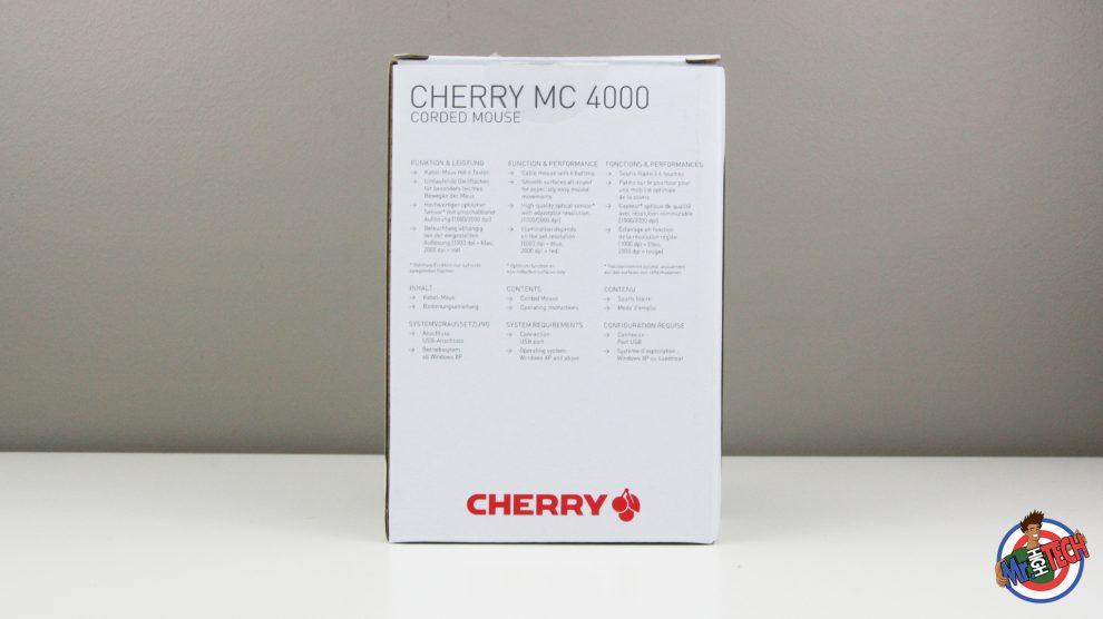 Cherry MC 4000
