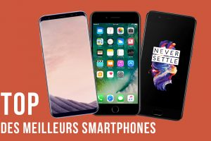 meilleurs smartphones entrée de gamme