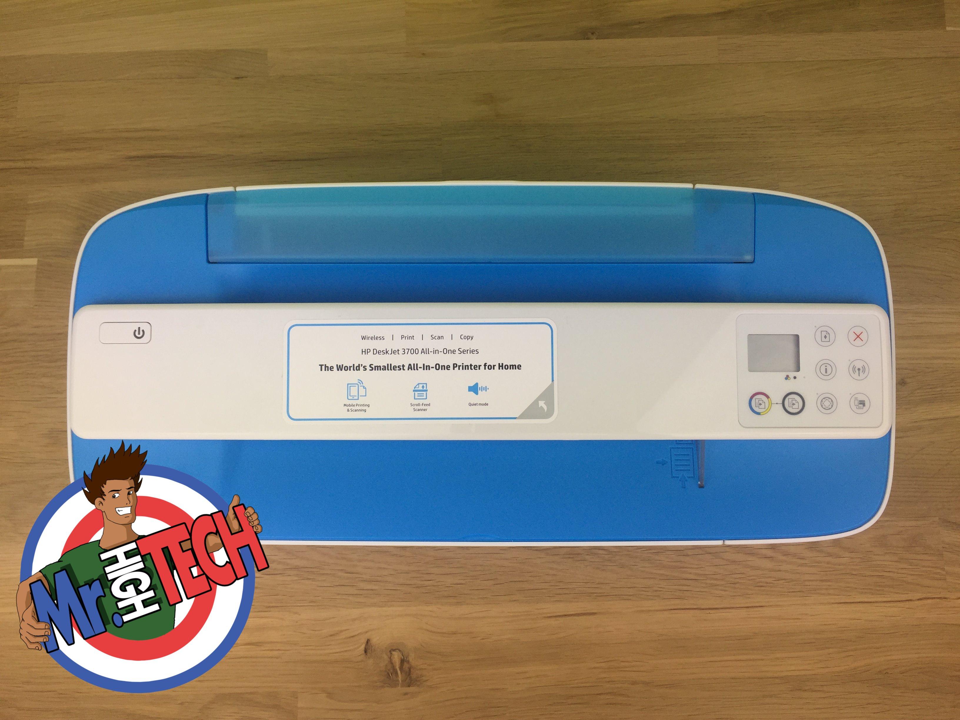 Imprimante HP DeskJet 3720
