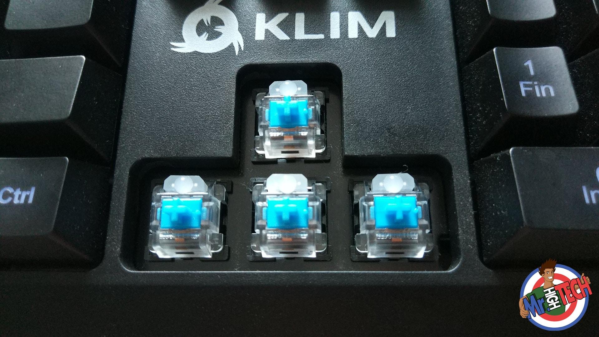 Clavier KLIM Domination