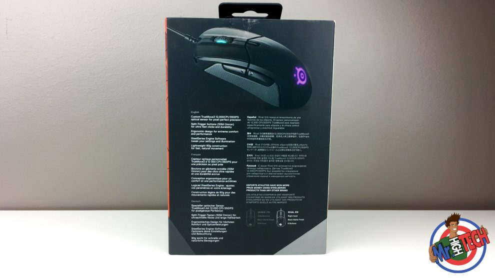 steeslseries rival 310
