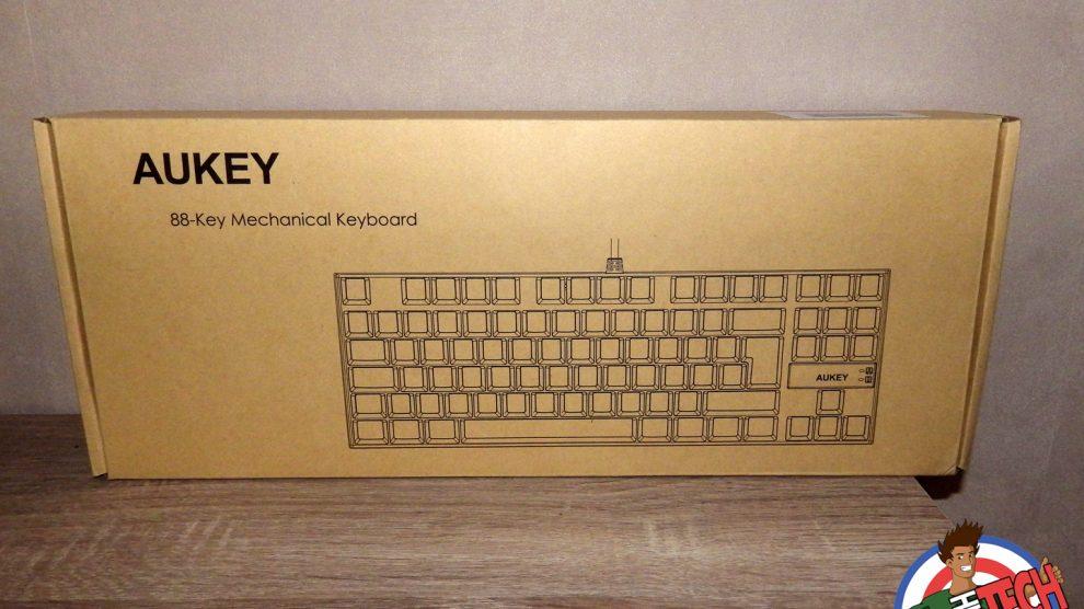 Clavier Aukey KM-G9