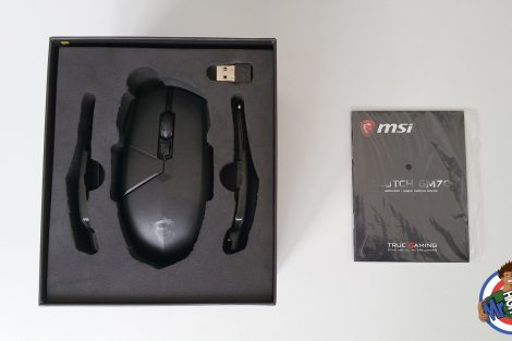 Msi Clutch GM70