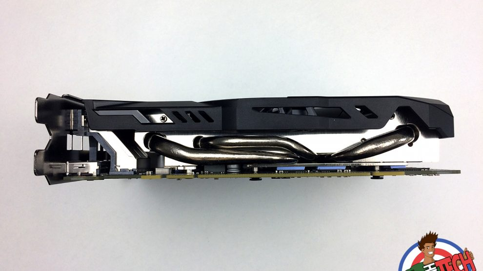 MSI GTX 1070 AERO ITX