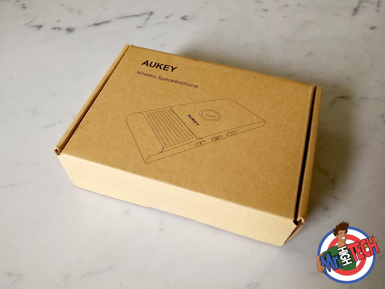 Kit main-libre Bluetooth Aukey