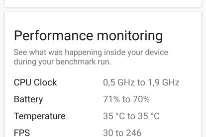 Benchmark LG G6