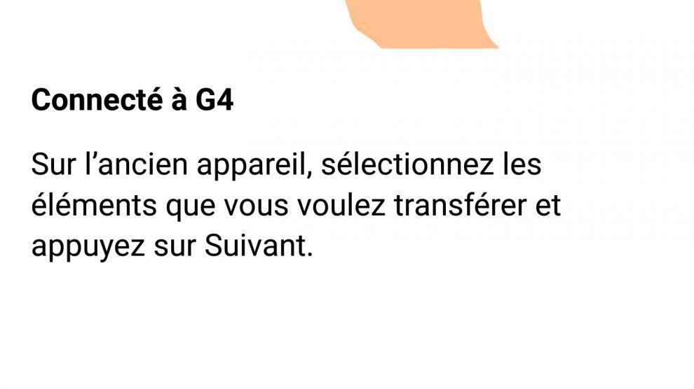 Ecran LG G6