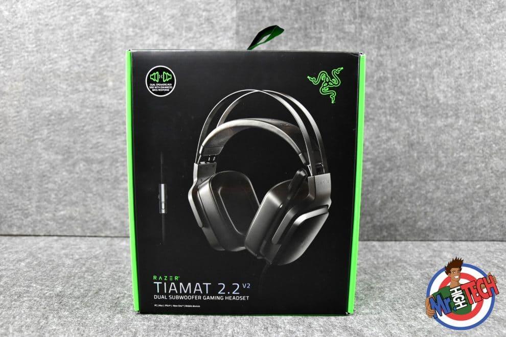 Razer Tiamat 2.2 V2