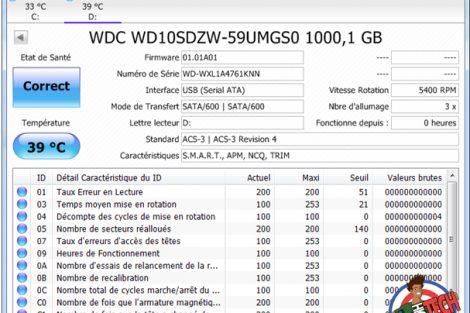 Western Digital Test