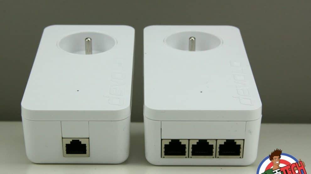 Devolo Starter Kit CPL dLAN 1200 triple+