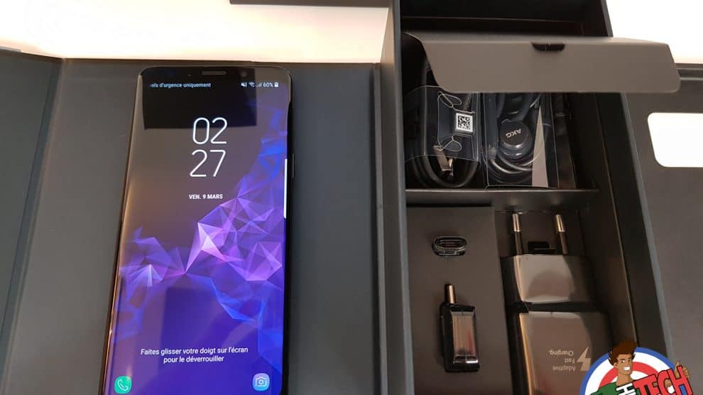 Photos Samsung Galaxy S9