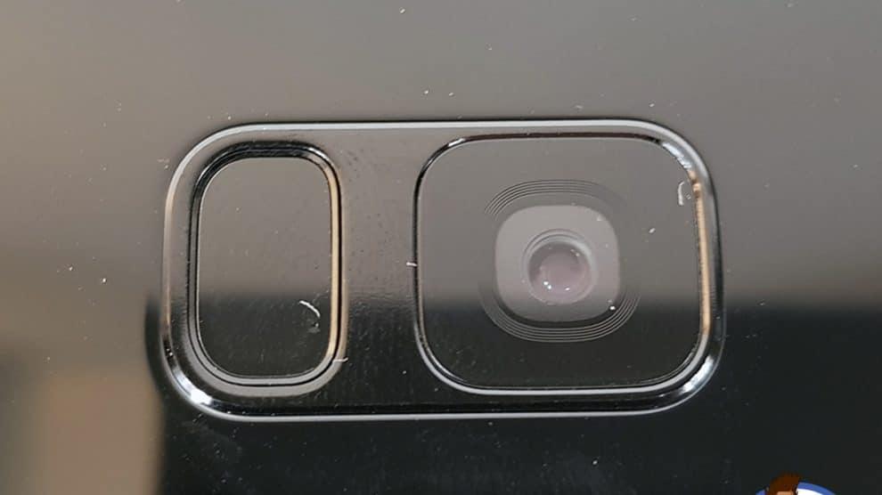 Appareil photo Samsung Galaxy S9