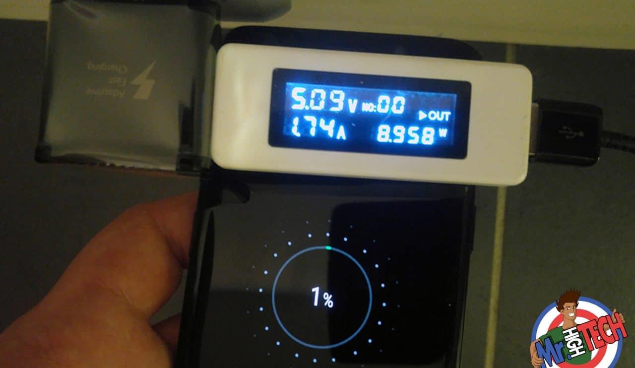 Autonomie Samsung Galaxy S9 / S9+