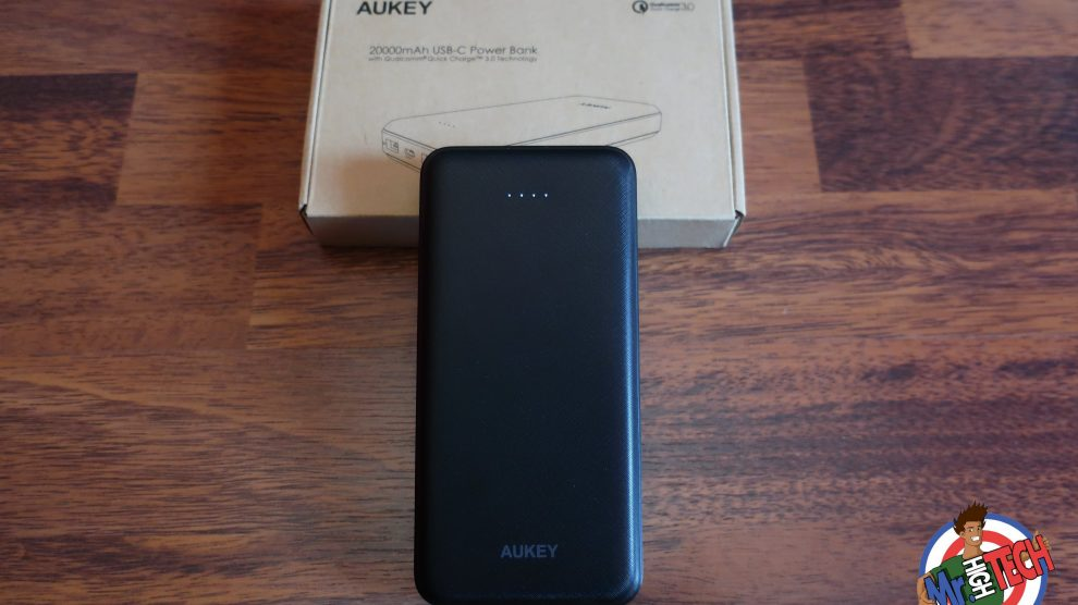 Aukey PB-T17