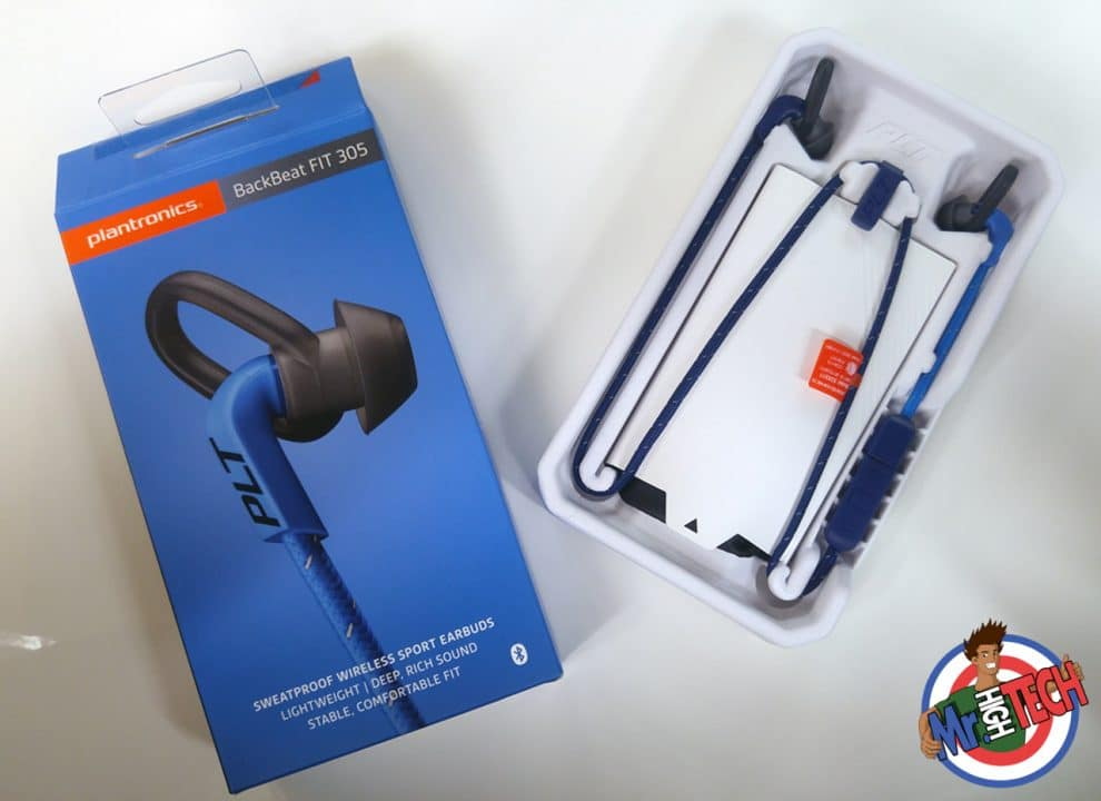 Plantronics BackBeat FIT 305 Test des écouteurs bluetooth