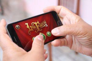 jeux video mobiles sur iPhone