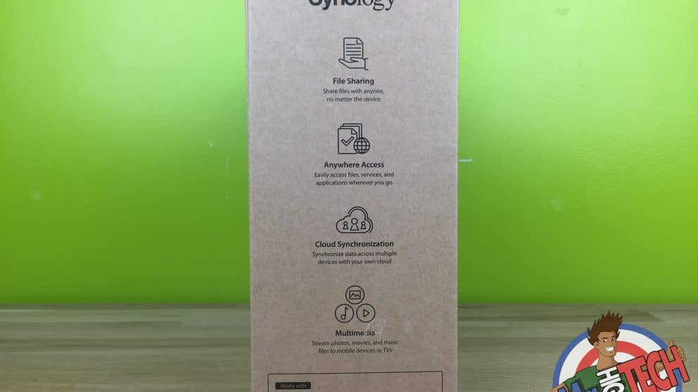 Synology NAS DS218