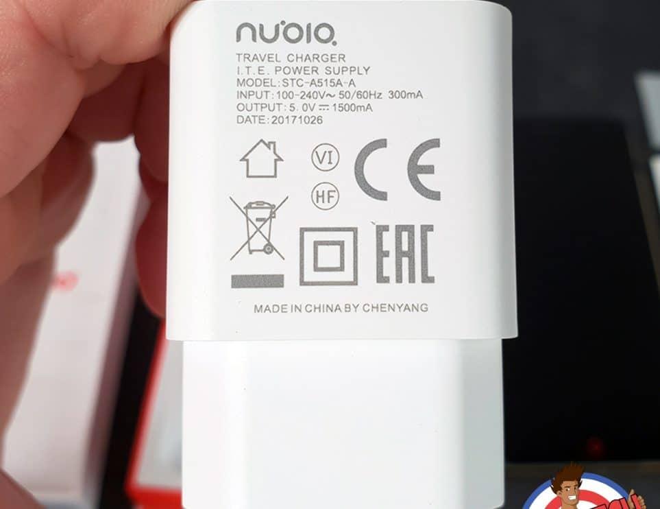 Nubia Z17 Lite