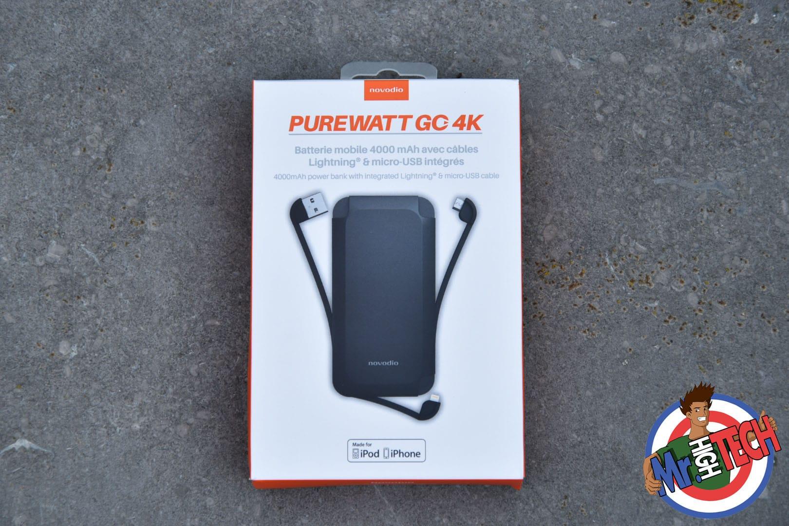 Novodio PureWatt Go 4K
