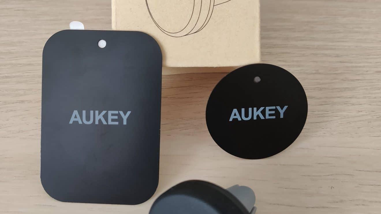 Le support magnétique Aukey