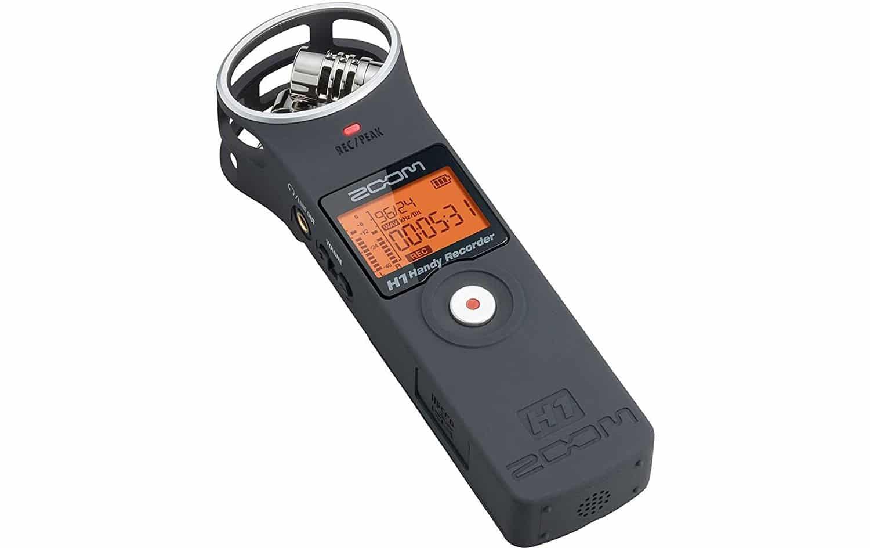 Zoom H1 MB Enregistreur portable Noir