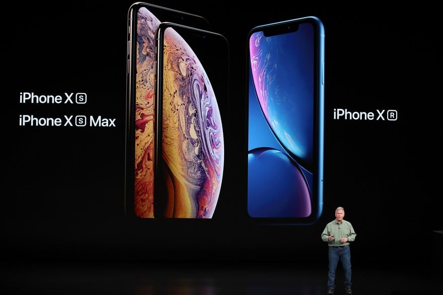 foto de Apple dévoile ses nouveaux iPhone iPhone Xs, Xs Max et Xr
