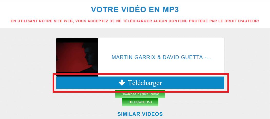 Point MP3 Site de téléchargement Musique MP3