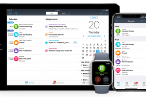 iStudiez pro pour iPhone, iPad et Apple Watch