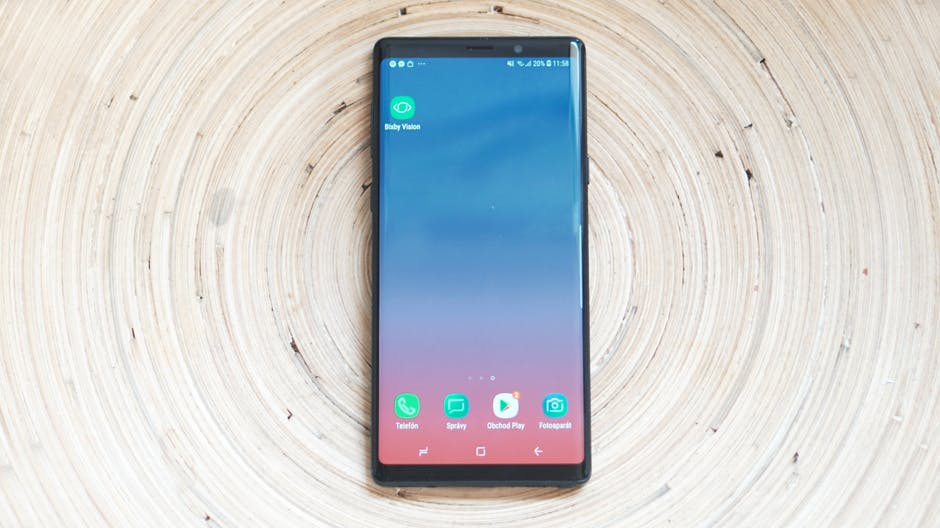 Le Samsung Galaxy Note 9, un smartphone avec un stylet intégré dans la coque