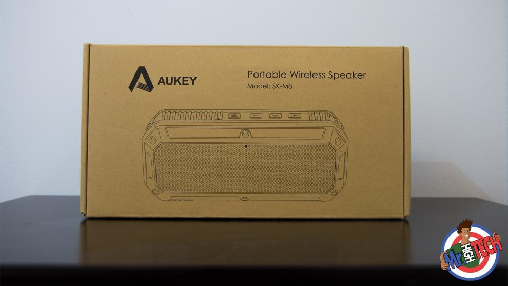 Aukey SK-M8