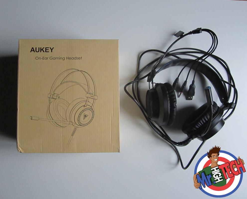 Casque Aukey GH-S6