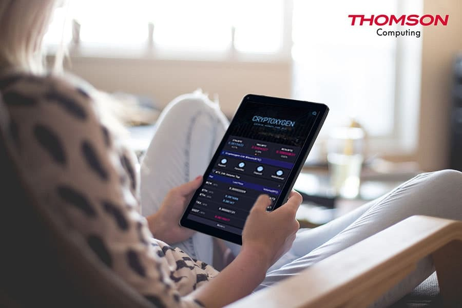 Thomson Computing & Cryptoxygen