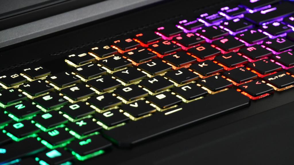 clavier MSI GT75 Titan