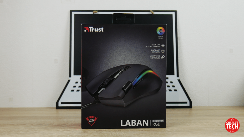 Trust Gaming LABAN GXT 188