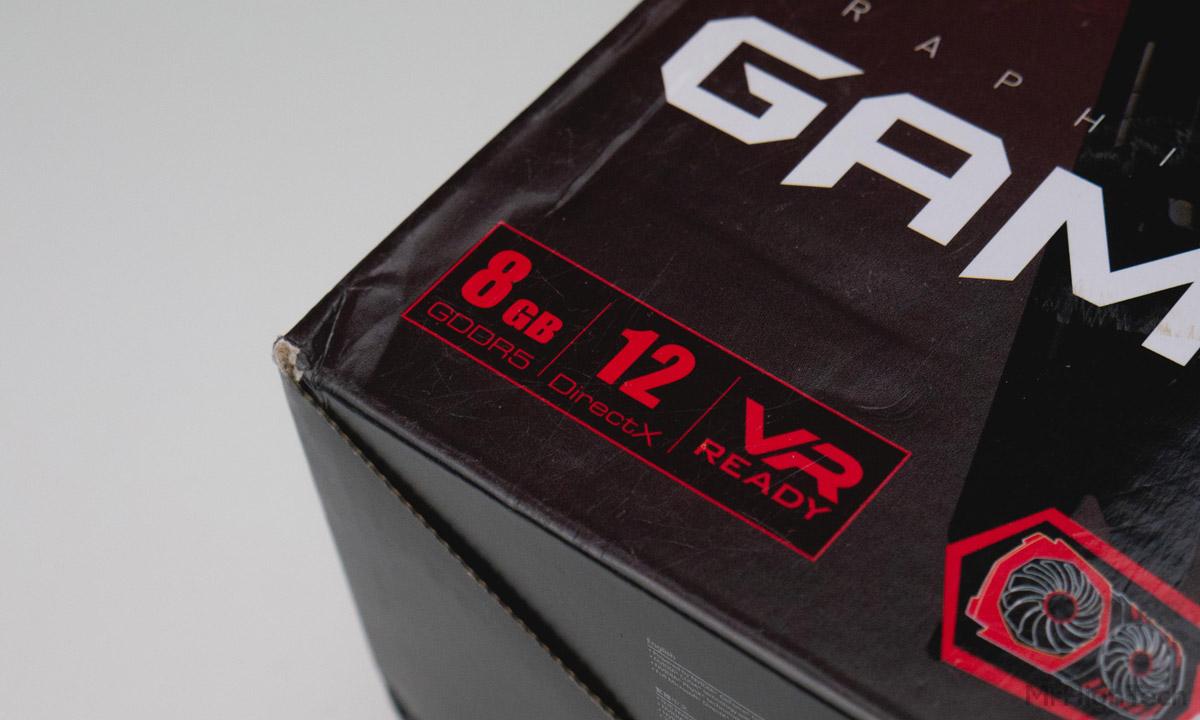 MSI GeForce GTX 1070Ti Gaming 8G
