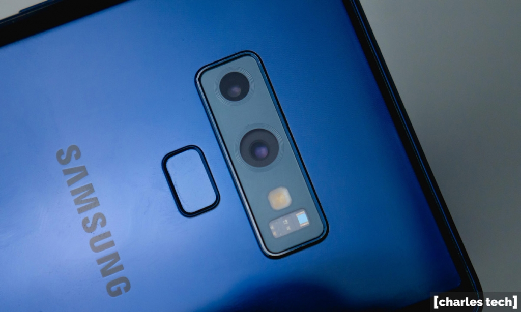 Test du Samsung Galaxy Note 9