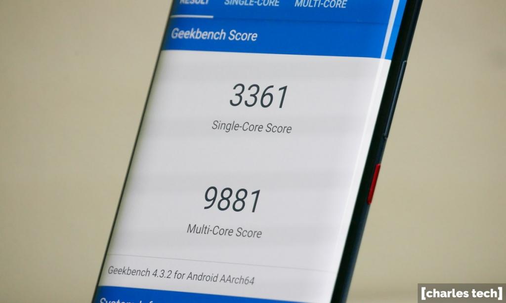 benchmark Huawei Mate 20 Pro