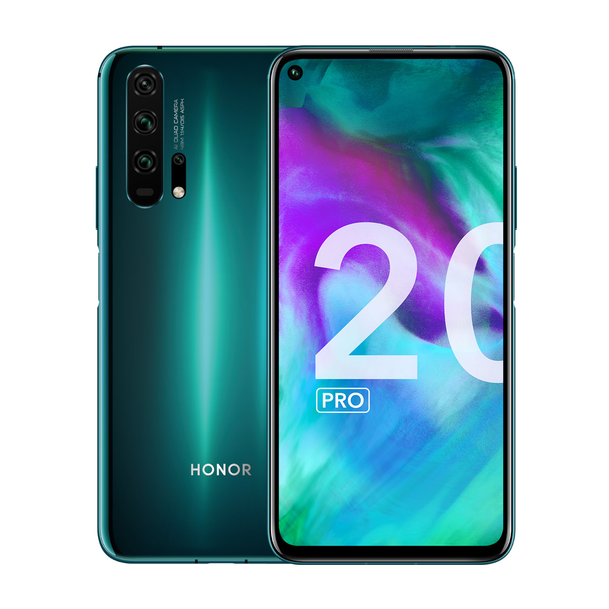 honor 20 pro dos