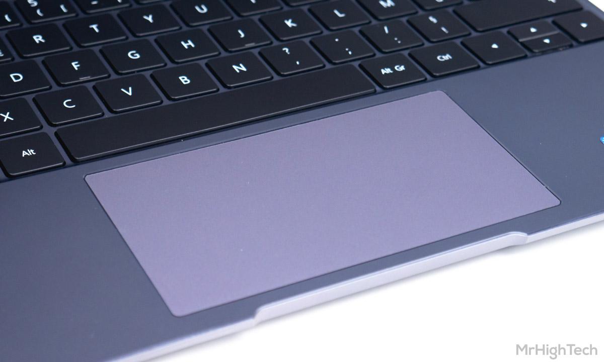 touchpad Huawei MateBook 13