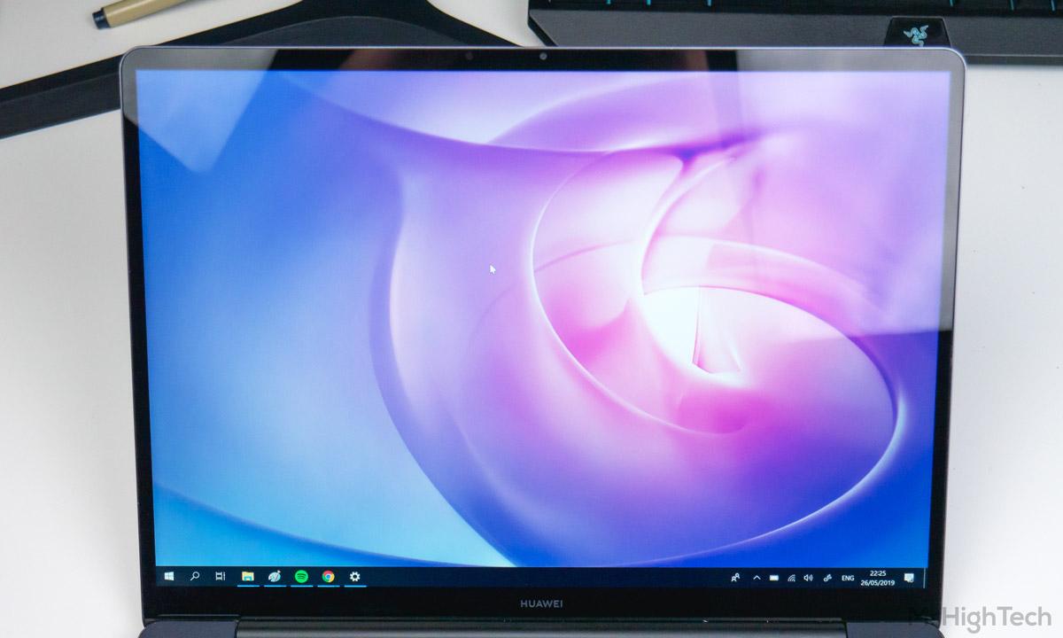 ecran Huawei MateBook 13