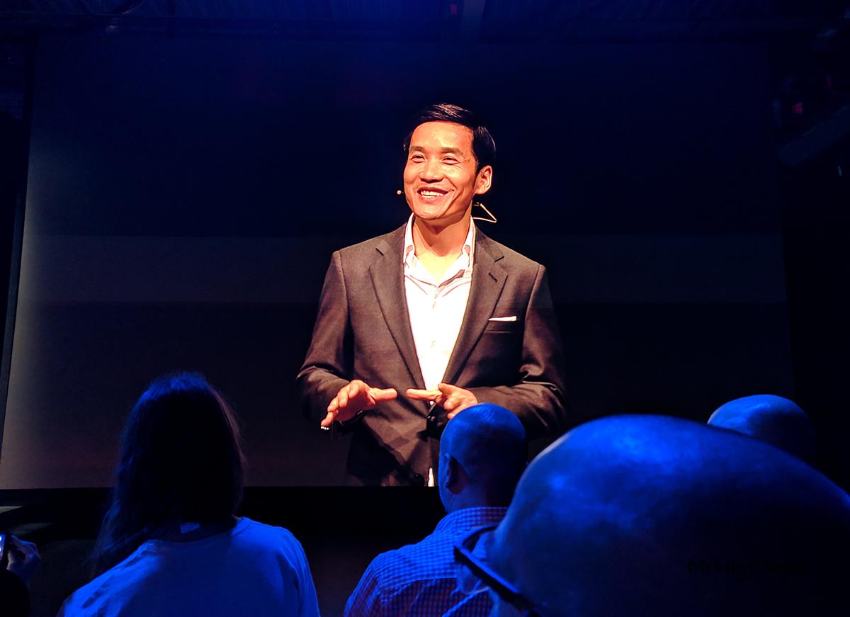 Keynote OnePlus 7