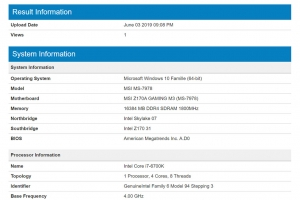 GeekBench Ballistix Elite 3600